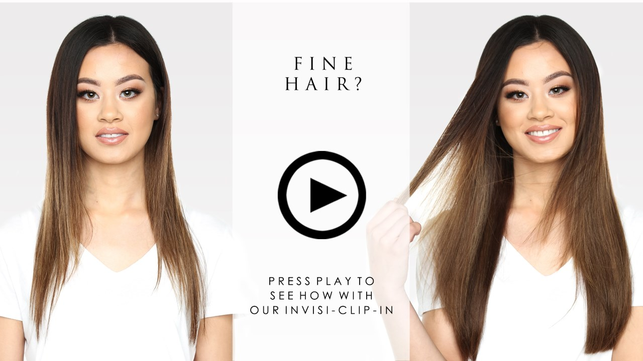 Finally a solution for thin hair
