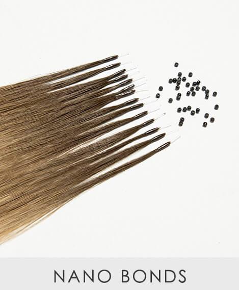 Beauty Works Nano Bonds Hair Extensions Shop Now