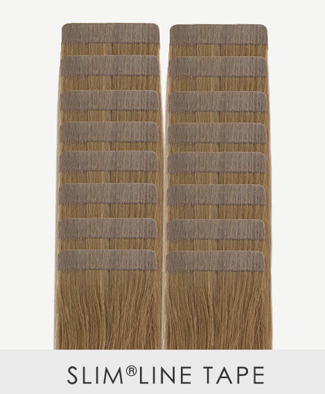 Beauty Works Slim Line Tape Hair Extensions Shop Now