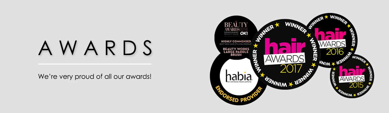 Award winning hair extensions by Beauty Works