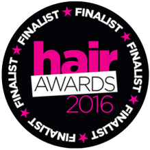 Beauty Works Best Instant Extensions Finalist - 2016