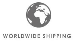 Beauty Works Worldwide Shipping