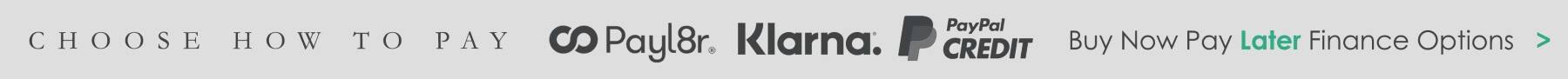 Payl8r Klarna PayPal Finance