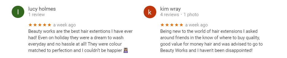 Beauty Works Reviews
