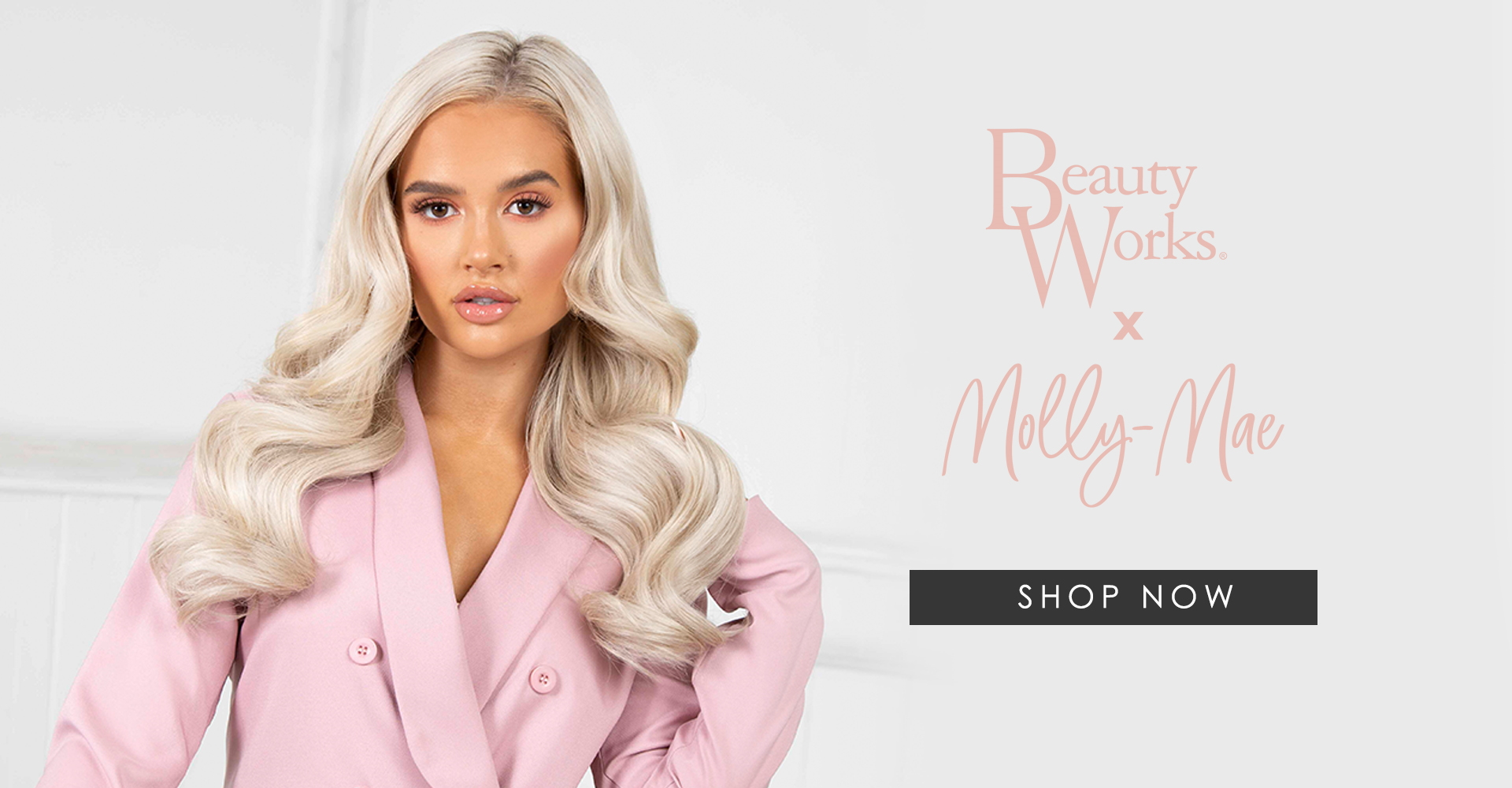Beauty Works X Molly-Mae