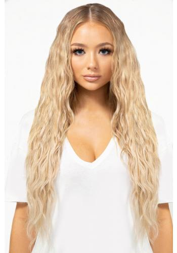 Beach Wave Double Hair Set 18""