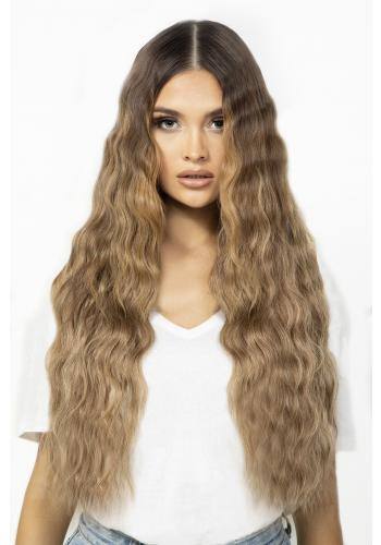 Beach Wave Double Hair Set 22""