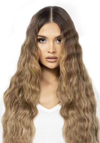 Beach Wave Double Hair Set