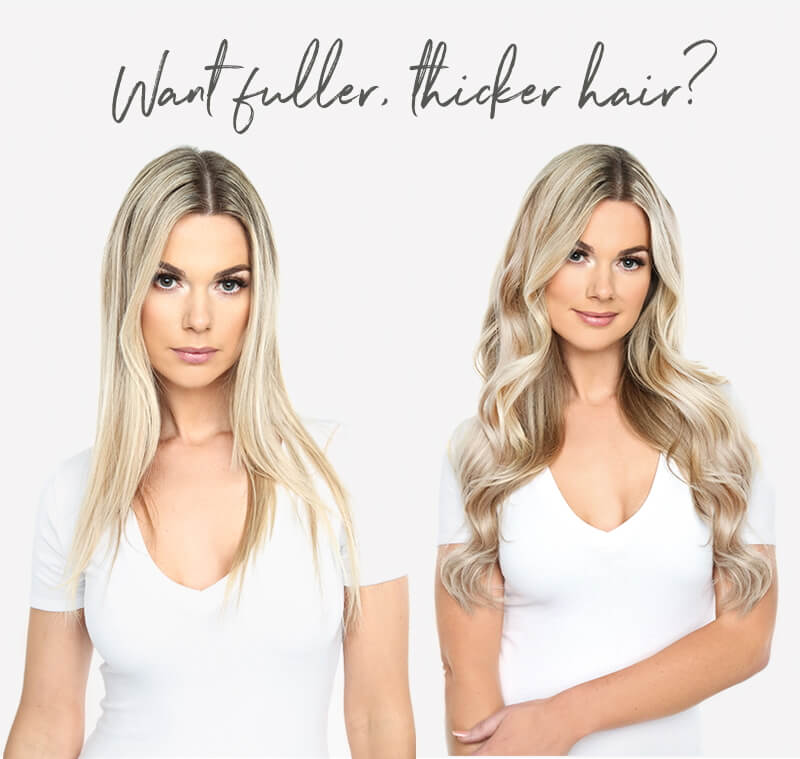 Want fuller, thicker hair?