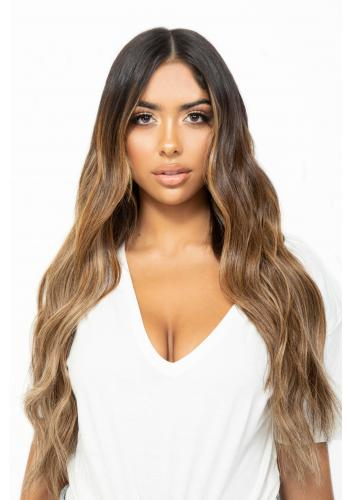 Double Hair Set 22""