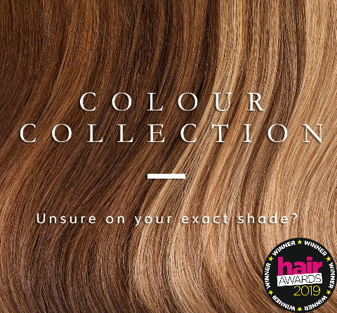 Colour Collection - Unsure on your exact shade?