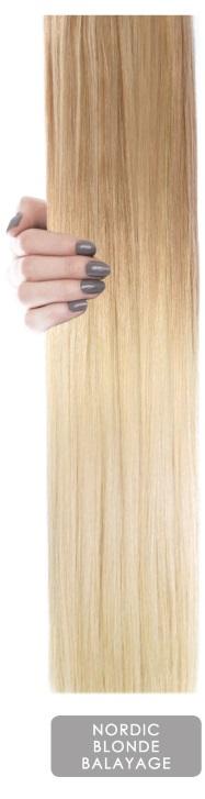 Nordic Blonde Balayage