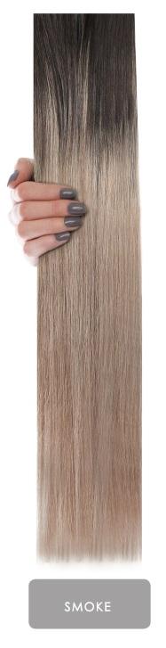 Smoke hair extensions