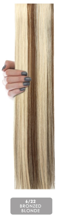 6/22 Bronzed Blonde