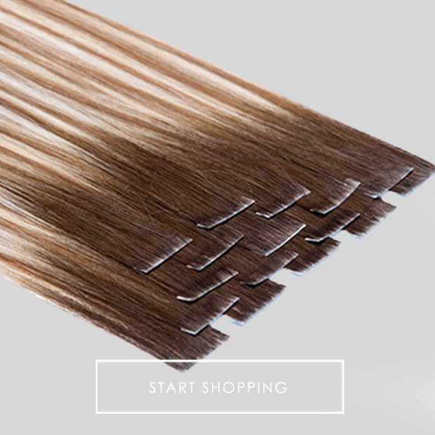 Invisi Tape Hair Extensions Award Winning