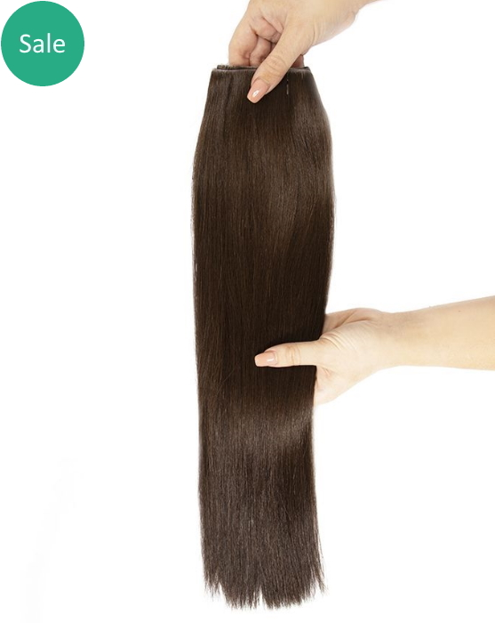 "18"" Invisi®-Weft - Hot Toffee"