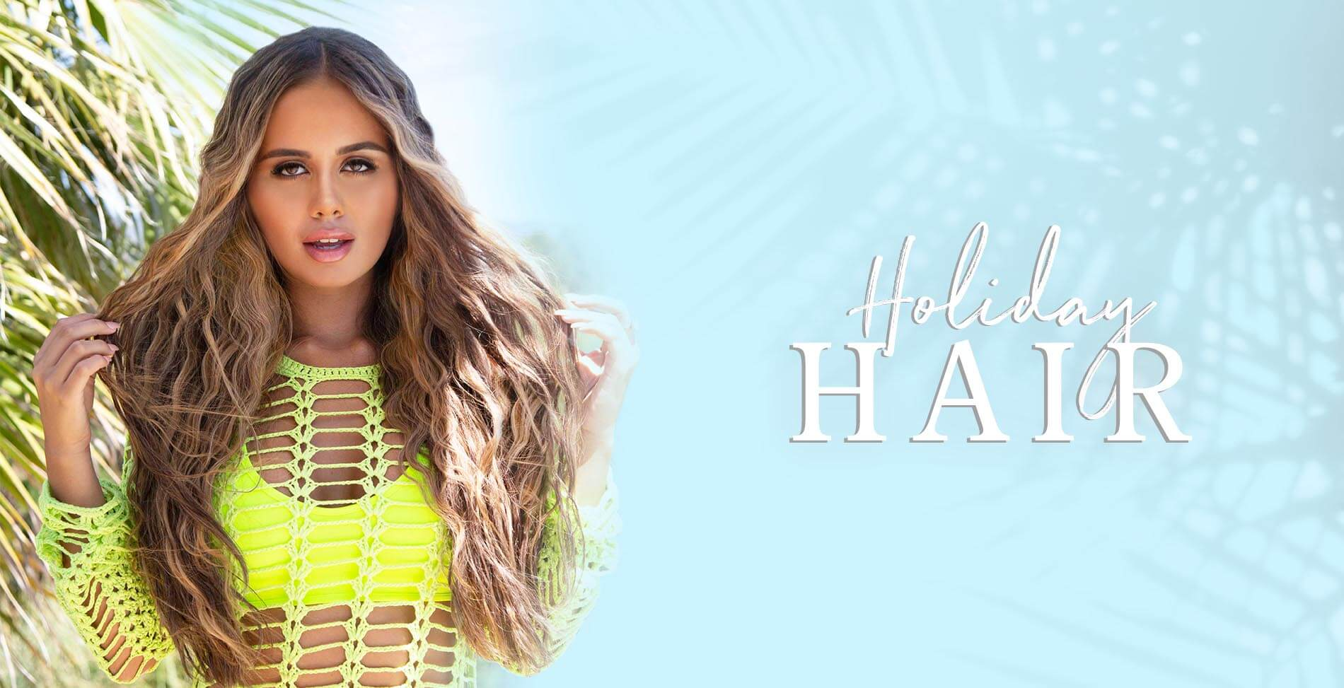 Holiday Hair Shop Now