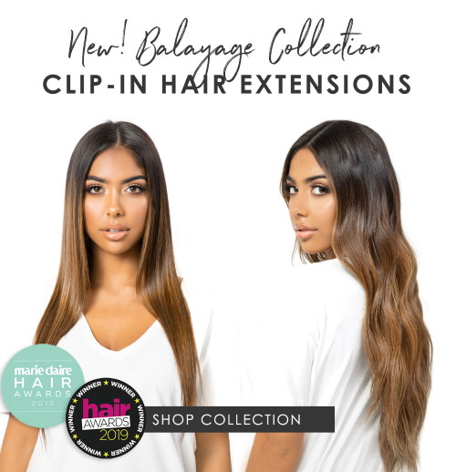 Beauty Works Balayage Clip-In Extensions