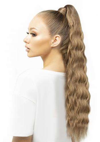 Pleasing Ponytail Clip In Hair Extensions Beauty Works Natural Hairstyles Runnerswayorg