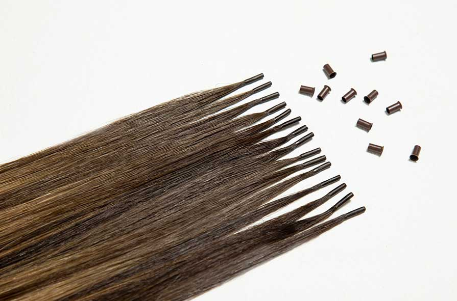 Beauty Work Professional Micro Ring Extensions Celebrity Choice® Stick Tip