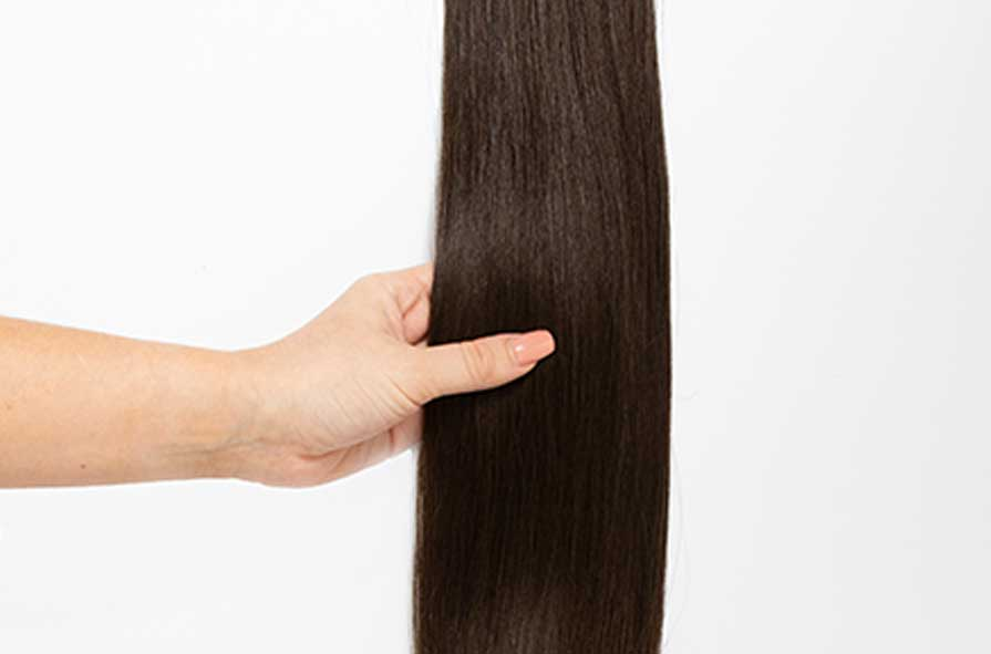 Beauty Work Professional Weft Extensions Invisi®Weft