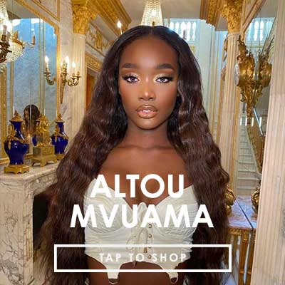 Beauty Works Influencer - Altou Mvuama