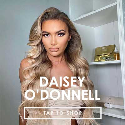 Beauty Works Influencer - Daisy O'Donnell