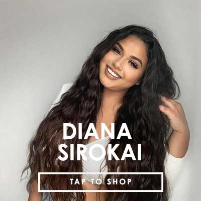 Beauty Works Influencer - Diana Sirokai