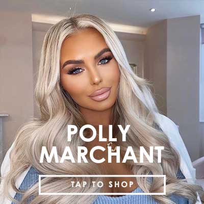 Beauty Works Influencer - Polly Marchant