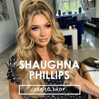 Beauty Works Influencer - Shaughna Phillips