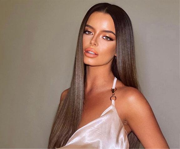 Beauty Works Influencer Maura Higgins