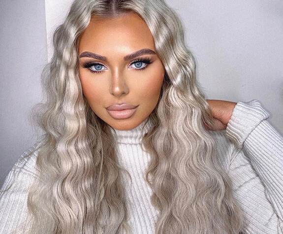 Beauty Works Influencer Polly Marchant