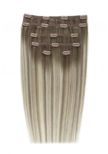 Ash Tone Clip-In Extensions