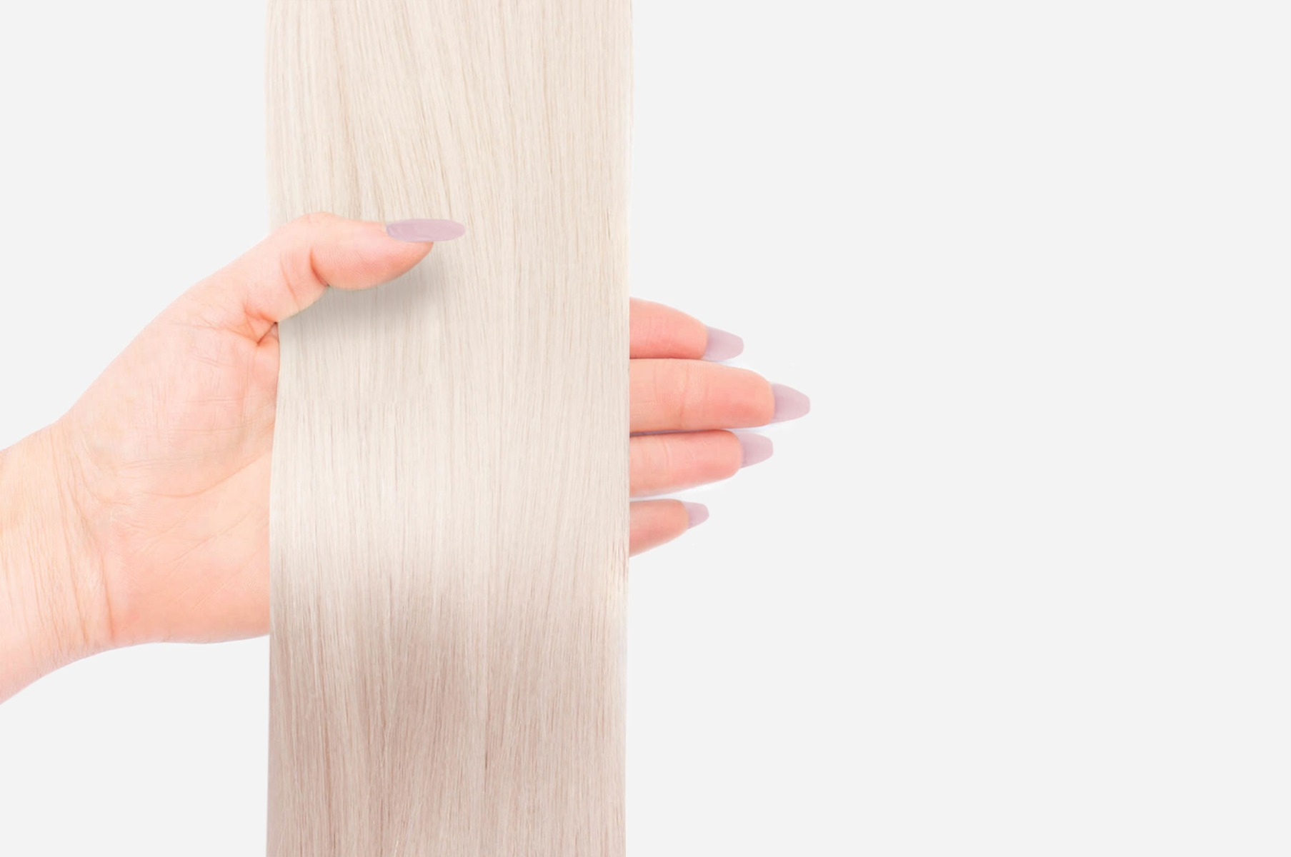 Beauty Works Shop By Shade Ash Blonde Tone Hair Extensions