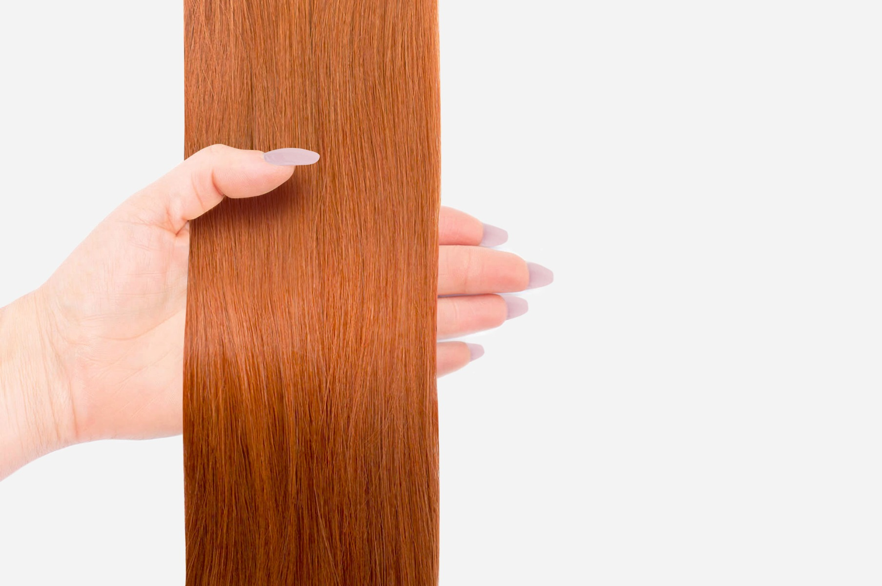 Beauty Works Shop By Shade Red + Auburn Tone Hair Extensions