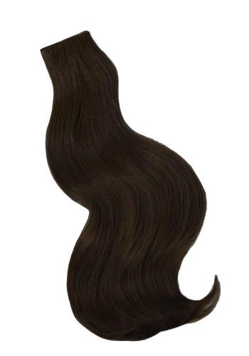 Black Tone Weft Extensions