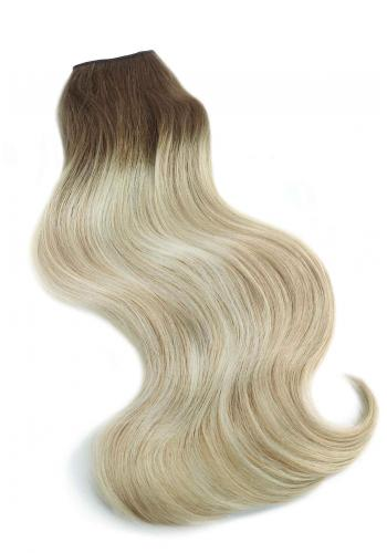 Blonde Weft Extensions