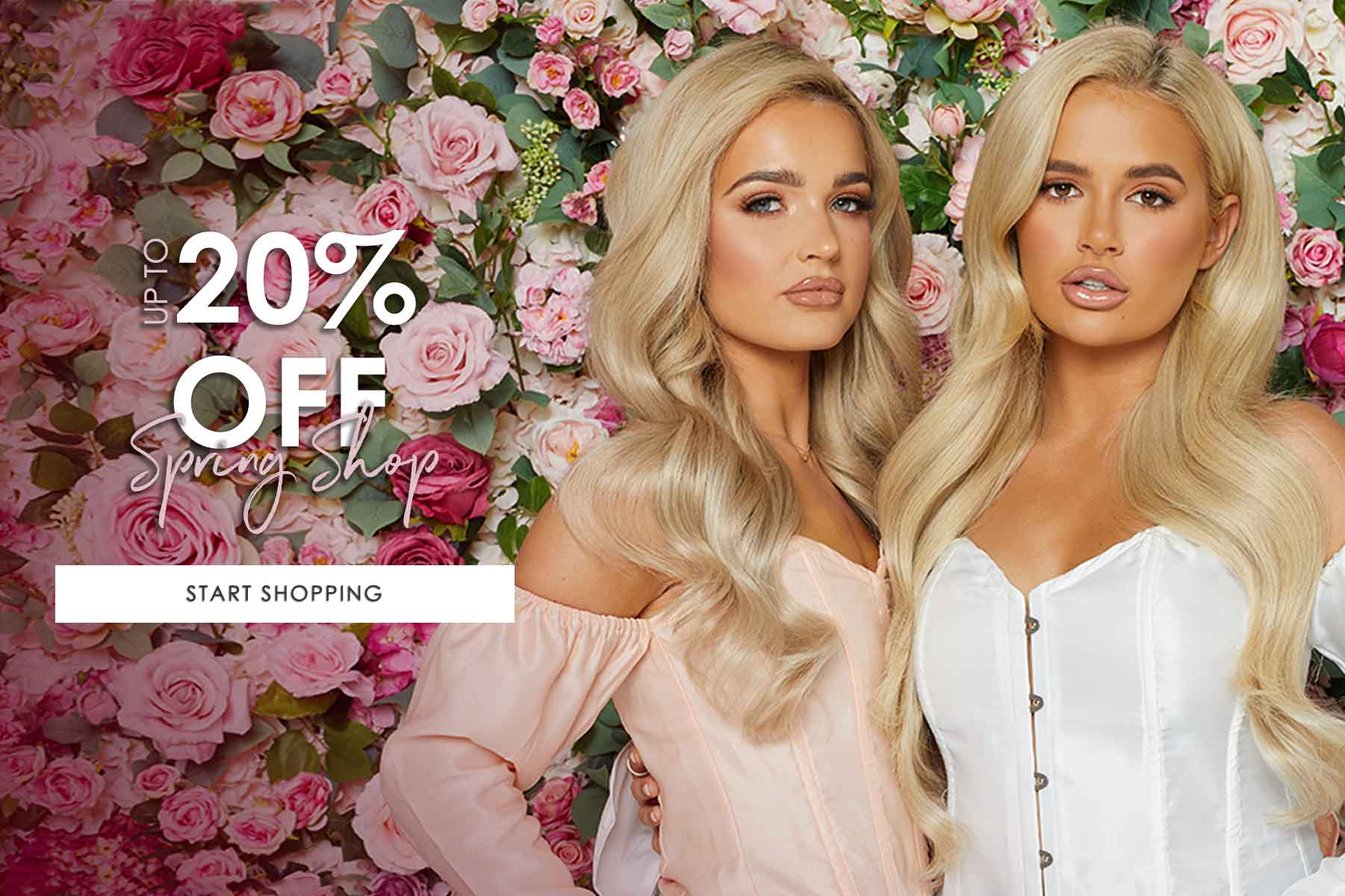Up To 20% Off In Beauty Works Spring Shop