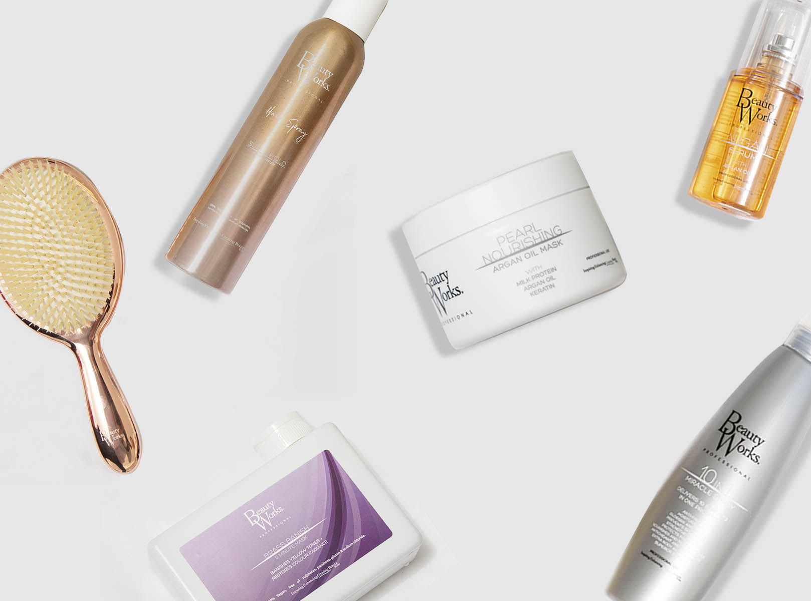 10% Off Haircare Products