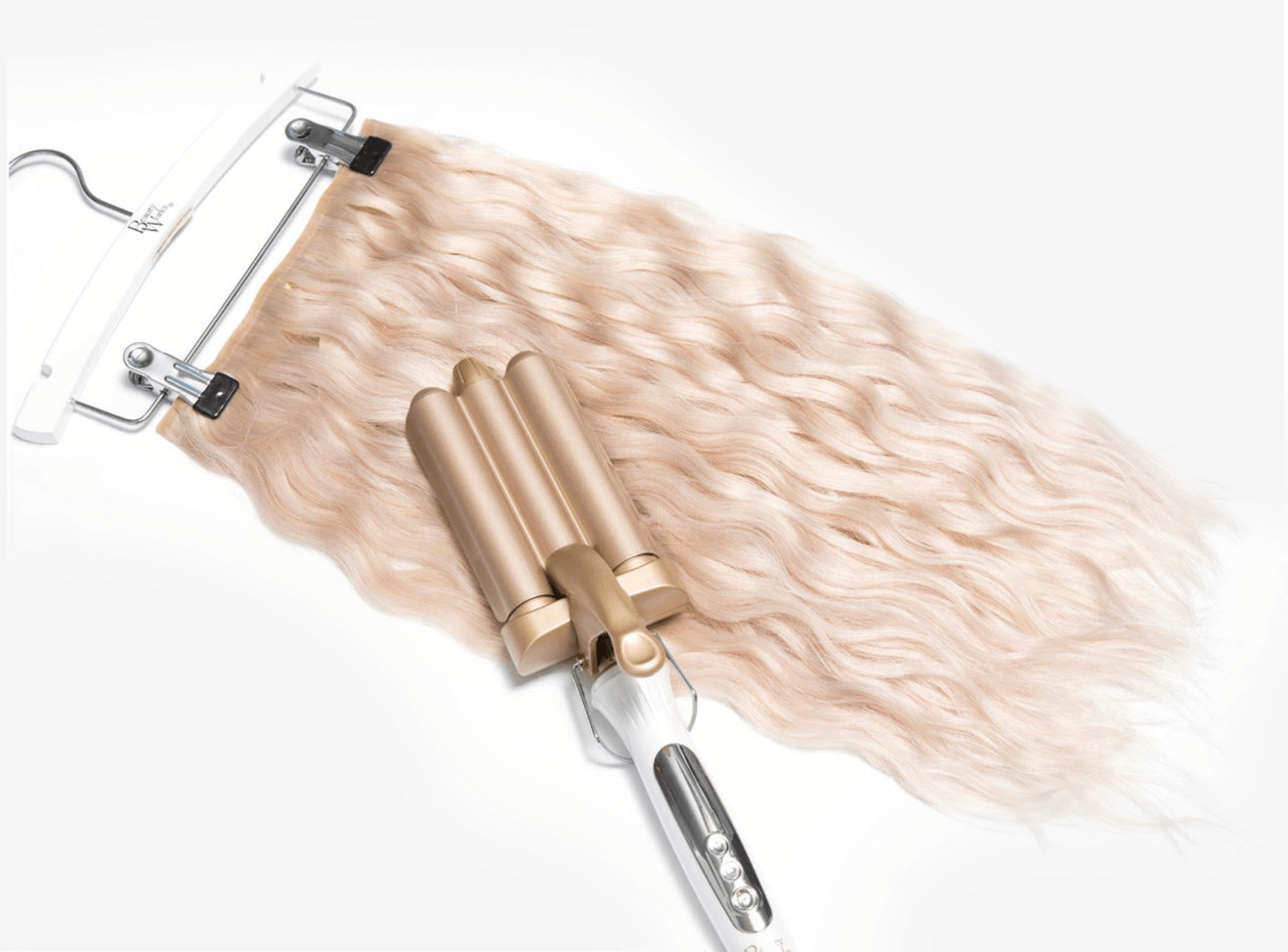 20% Off Beauty Works Beach Wave Clip-Ins