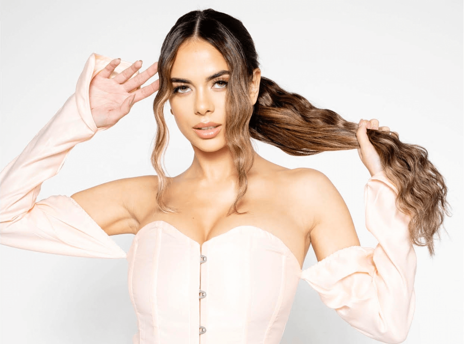 20% Off Beauty Works Beach Wave Ponytails