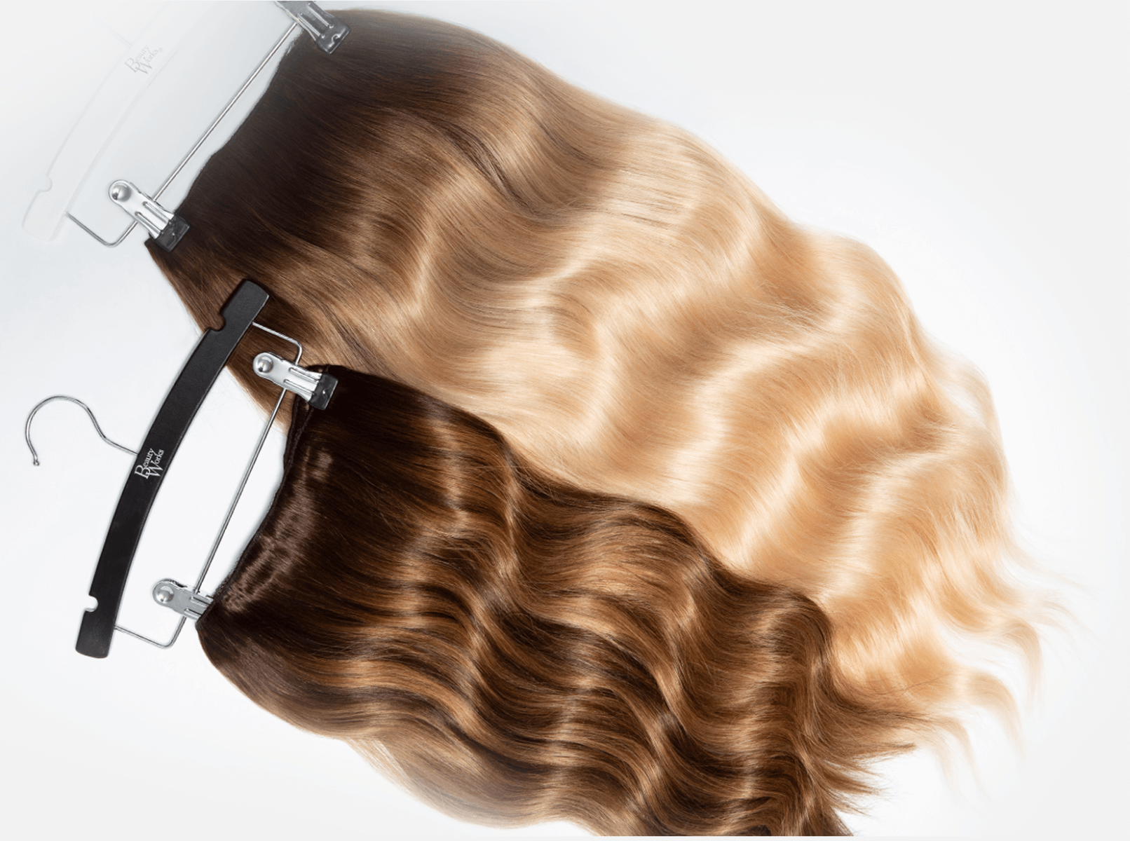 10% Off Beauty Works Deluxe & Double Hair Set Clip-Ins