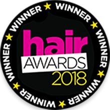 Hair Awards 2018 Winner