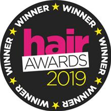 Hair Awards 2019 Winner