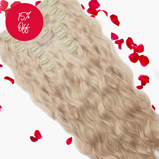 Beauty Works Valentines Shop Beach Wave Double Hair Set