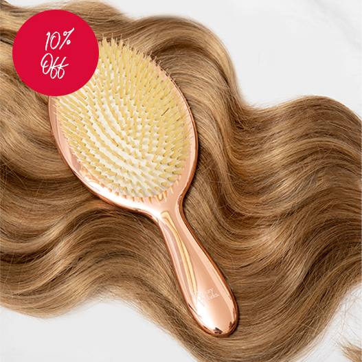 Beauty Works Valentines Shop Boar Brushes
